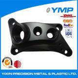 De Mecanizado CNC de aluminio anodizado negro