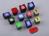 Interruttore di pulsante illuminato LED senza piombo di CC di 500mA 25V