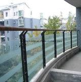 Colored décoratif PVB Laminated Glass avec du CE Certificate