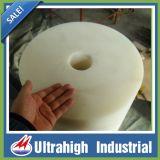 450 мм большого диаметра UHMWPE Большой пластмассовый UHMW PE полый стержень бар втулка ролика трубки трубки Буша