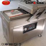 Máquina de empacotamento automática do alimento da câmara de vácuo de Dz600/2c