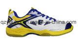 Sapatas do voleibol da excursão do conforto do coxim da potência do Badminton de India para homens