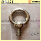 Parafuso de olho do RUÍDO 580 do aço de carbono do ferro de molde da gota do fornecedor