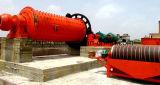 ISOの品質の鉱山のボールミルD1500*4500は承認した