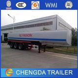 Da 42000 litri del combustibile dell'autocisterna serbatoio mobile del camion dell'olio del rimorchio semi