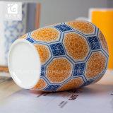 Этикета творческой кружки чая конструкции керамической славная подгонянная