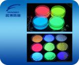 L'encre fluorescente sous UV
