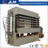 Machine chaude de presse pour le contre-plaqué et le placage