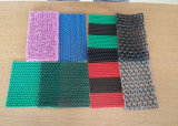 Double Colors S PVC Mat, PVC Rolls, PVC Carpets, PVC Flooring