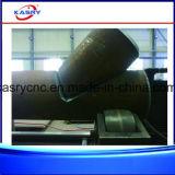 Автомат для резки плазмы CNC трубы металла для пробки утюга