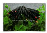 Het zwarte Potlood Houten van de Kleur (kleur)