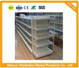 A prateleira de indicador do supermercado com o pó revestido, feito do PVC, pedidos do OEM é bem-vinda