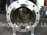 Válvula de esfera de aço forjada API 3PC