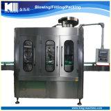 ガラスビン水充填機の飲料機械
