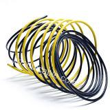 Parallel pvc van de Kabel isoleerde Elektrische Flexibele Draad