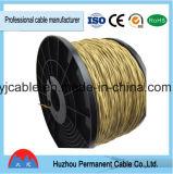 ¡Las mejores ventas! hacia fuera cable de teléfono militar de los cables de las telecomunicaciones del cable del campo de la puerta