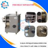 Los huesos de pescado de carne de pescado del separador Separador de hueso de la máquina