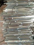 Cremalheira precisa do metal feita pela folha galvanizada