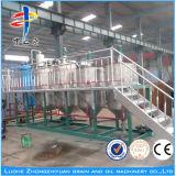 パーム油の製造所の粗野なパーム油の精錬機械粗野なパーム油の精製所