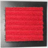 Nervure de la porte de tapis antidérapant mat avec le soutien de PVC