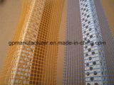 Branello d'angolo del PVC con il branello dell'intelaiatura della maglia/PVC con la maglia