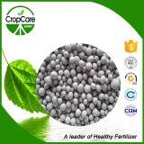 De korrelige Organische In water oplosbare Meststof NPK 17-5-23+Te van het Compost