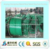 Máquina revestida del alambre del PVC (SHL-WCM001)