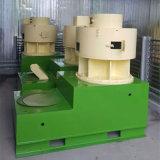 Pelota industrial da biomassa que faz o moinho