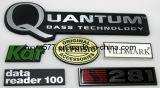 Voiture de l'emblème personnalisées en 3D automatique pour l'extérieur à la norme ISO/TS16949 certifié