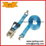 Tie-Down van de Gesp van de nok bindt 1.8m X 25mm vast