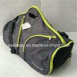 2017 Weekend Gym Basquetebol Duffel Sport Travel Saddle Bag (GB # 10002-3)