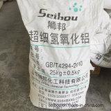 Hidróxido de aluminio de la blancura de 3 micrones de alto para llenar la piedra artificial