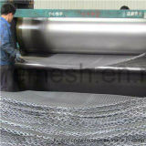 Malha de metal expandido em aço inoxidável
