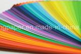La pulpa de madera pura de mejor calidad A4 papel de color
