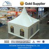 3X3m, 4X4m, 5X5, Aluminum Structure를 가진 6X6m Pagoda Tent