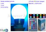Modus 4 u. ferngesteuerte u. 15 Farbe geänderte LED-Birne