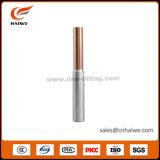 Gtlのひだのアルミニウム銅のバイメタルの減少のコネクター(リンク)