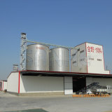 Escaninho de aço do armazenamento da almofada para o moinho de arroz
