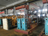 생물 자원 가스 발전기 세트 600kw 고능률 & 생산력