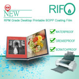 Rpm-110 documento sintetico stampabile della stampante da tavolino pp con MSDS