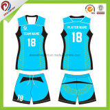 كرة الطائرة فريق لباس بدلة عادة تصميم كرة الطائرة متأخّر جرسيّ