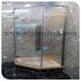 Toughened стеклянное /Laminated 16 mm для двери стекла ванной комнаты