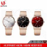 Yxl-538 Fashion Design Couple amoureux Watch cuir cadeau de promotion des femmes-hommes Cheap importante remise Watch