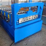 Nuovo tipo rullo di alta qualità del pavimento dello strato della piattaforma che forma il fornitore della fabbrica di macchina