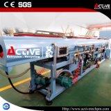 Machine/ligne d'extrudeuse de pipe de câble de joncteur réseau de PVC