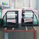 박판으로 만들어진 차 Windows 유리와 내무반 환풍 유리