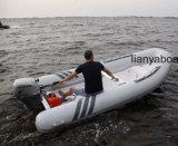 Liya 3-4m de la Pequeña China costilla bote hinchable para la venta