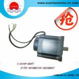 110BL3A110-23038 Gear-Hobbing motor CC/Motor eléctrico motor de CC