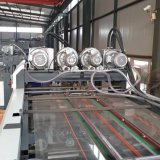 Hochgeschwindigkeitspapplamellierende Maschine von China