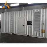 De grote Containerized Generator van de Macht 1200-2000kw met Perkins op Aanhangwagen